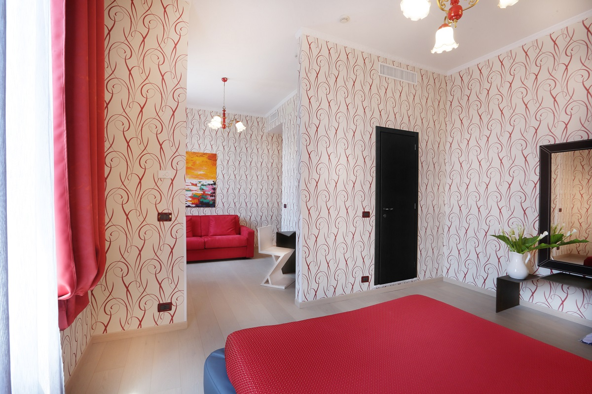 deluxe quadruple room – 1