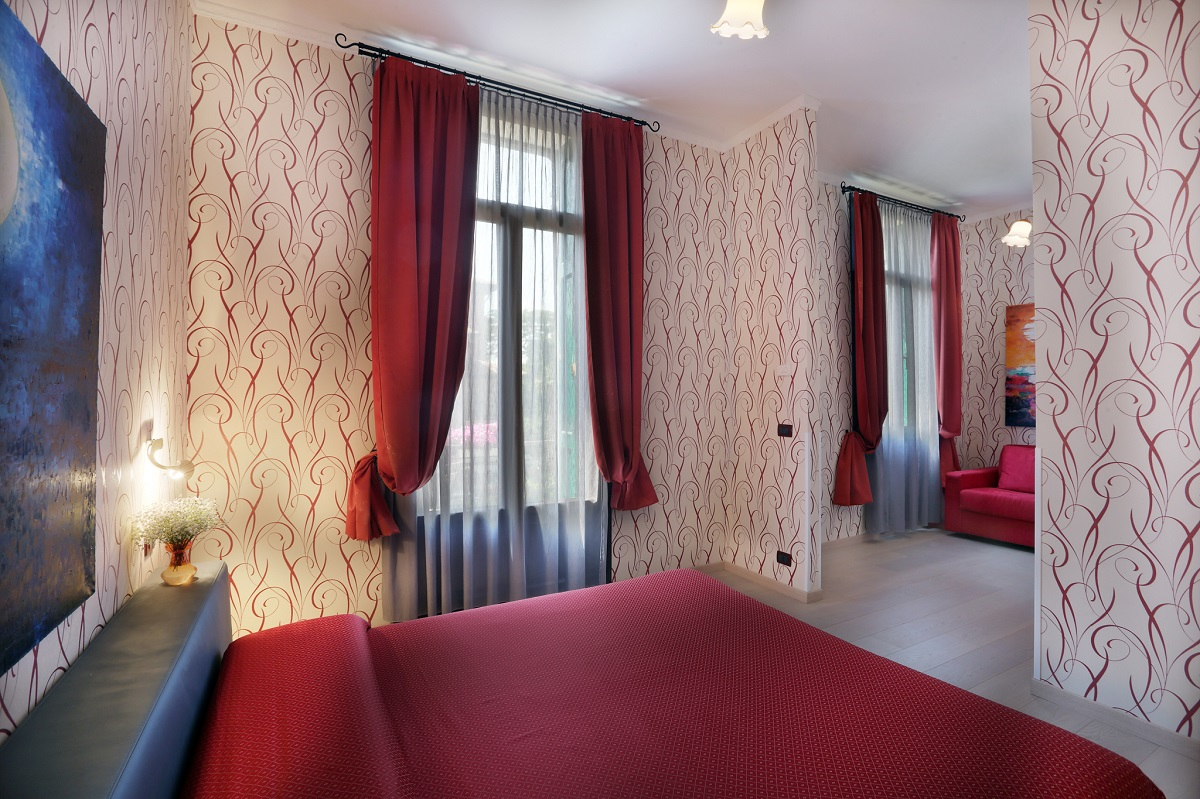deluxe quadruple room – 2