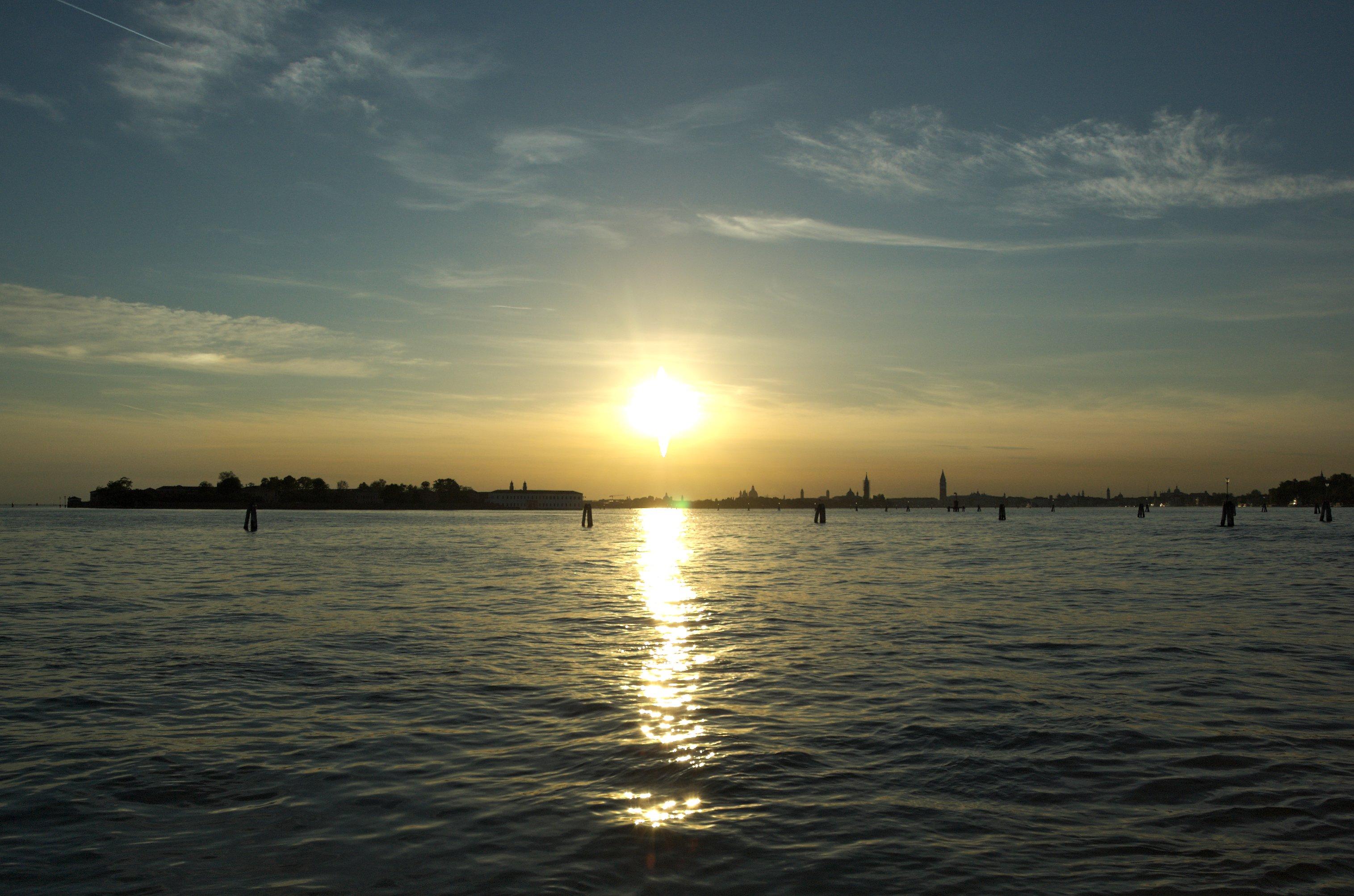 tramonto-lido